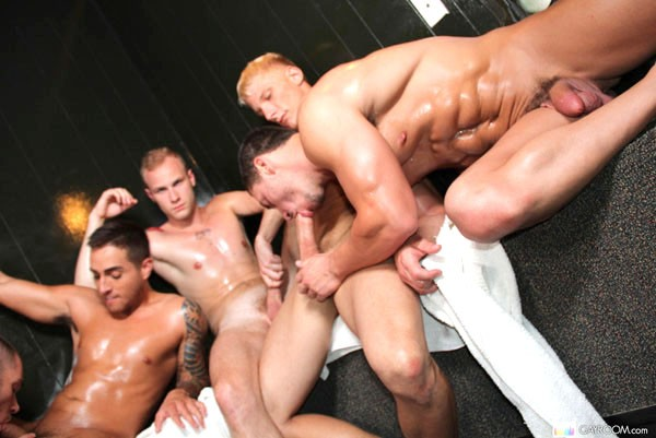 prostatamassage gay sauna sex