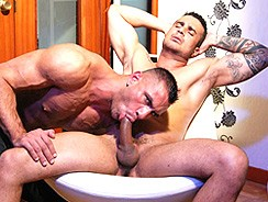 Gay Porn - Fuck At First Site from Stag Homme Studios
