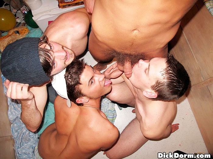 Dick dorm happy day