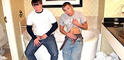 Joey And Mike from Tx College Boys