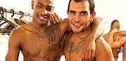 Lucio Saints And Tyson Tyler from Uk Naked Men