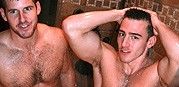 Chase And Payton Shower from Fratpad