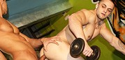 Gym Rats Fuck Raw Anal from Big Daddy