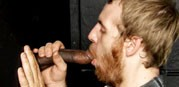 Randal Glory Hole from Straight Fraternity