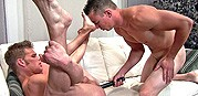 Rodney And Ford Ass Play from Sean Cody