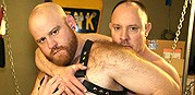 Ashby Red And Matt Jarrod from Hairy And Raw