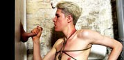 Bound To Service Hard Cock from Boynapped