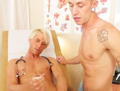 Gay Pornhome - Angel from College Boy Physicals
