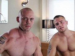Gay Pornhome - Diesel And Billy Solomon from Lads Next Door