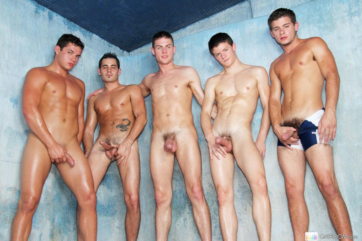 Free Gay Sauna Videos