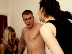 Declan Episode 3 from Clothed Female Nude Male