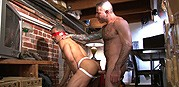 Thor Llanura Nick Moretti Raw from Dudes Raw