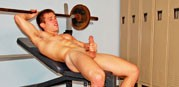 Hunter Busts A Nut from College Dudes
