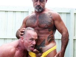 gay sexhome - Bo Bangor And Mickey Collins from Hot Older Male