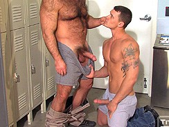 One Thing Leads To Another from Joe Gage Men
