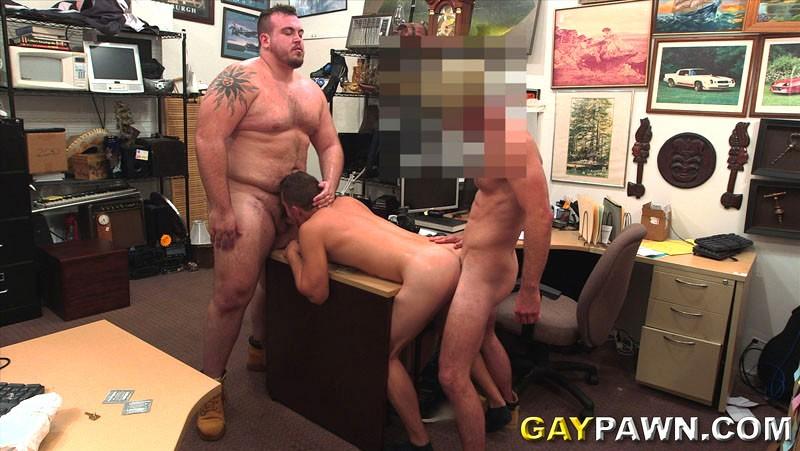gay pawnshop super hot porn