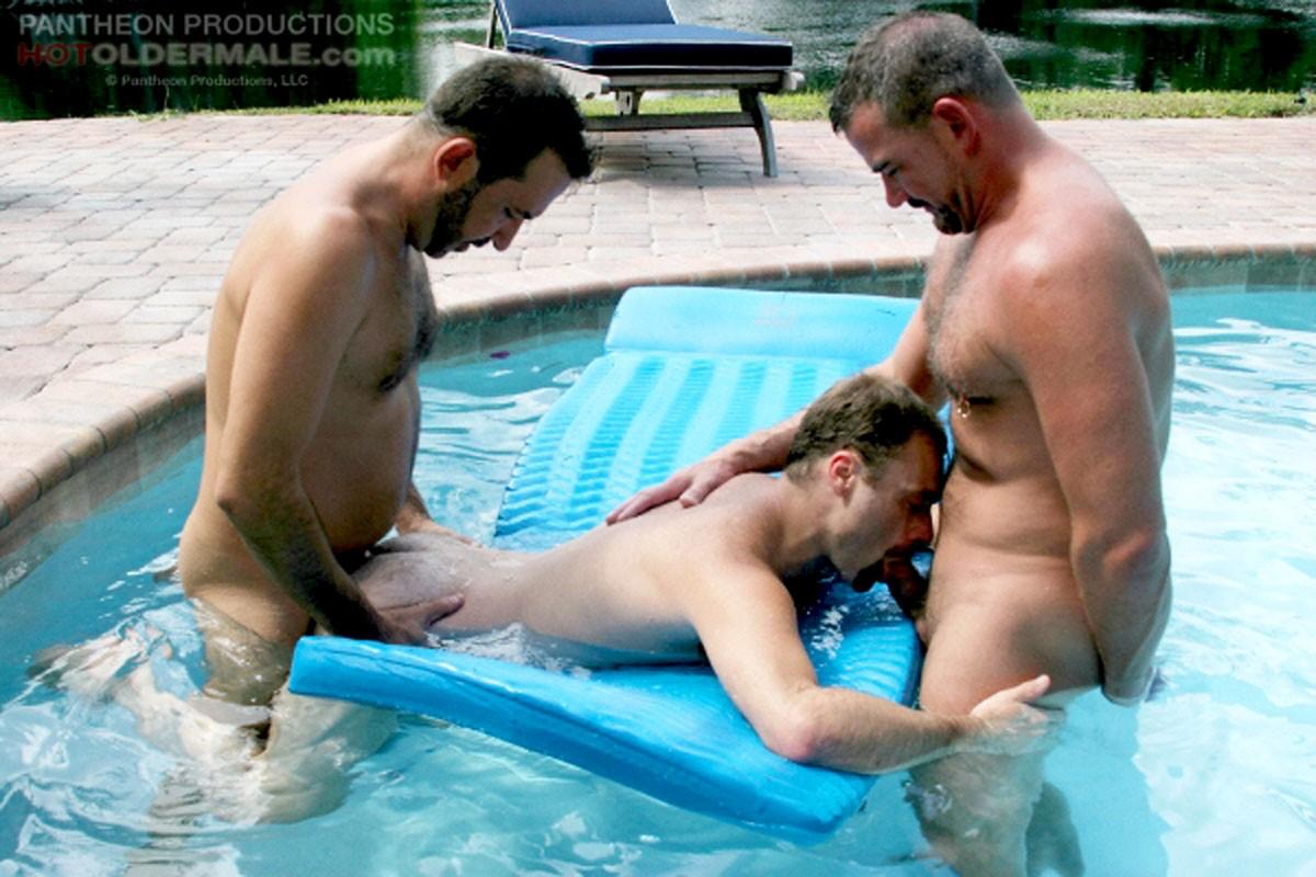 Mistress seducing a gay