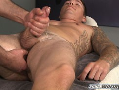 gay sexhome - Cliffs Happy Ending from Spunk Worthy