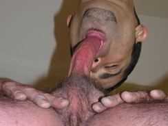 gay sexhome - Hank Gets Head from New York Straight Men