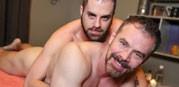 Rubdown Romance from Men Over 30