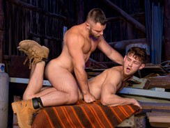 gay sexhome - Nick Sterling And Jacob Peter from Raging Stallion