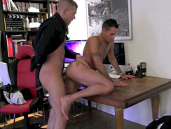 gay sexhome - Porn Audition For Ripped Eddy from French Lads
