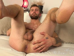 gay sexhome - Nikol Monak Erotic Solo from William Higgins