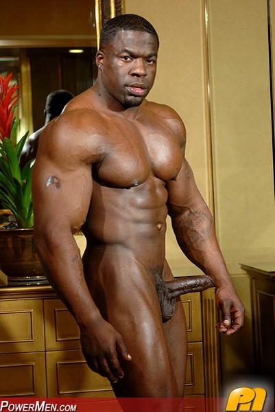 Kali muscle nude