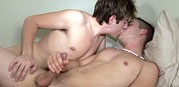Andrew Michael And Riley Turner from 8teen Boy