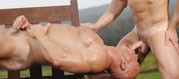 Luke Garrett And Darin Hawk from Colt Studio