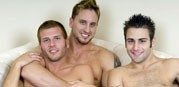 Blake And Dakota And Derrek Fuck from Randy Blue