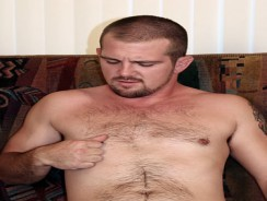 Hairy David from Amateur Straight Guys