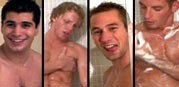 Dudes Shower 3 from College Dudes