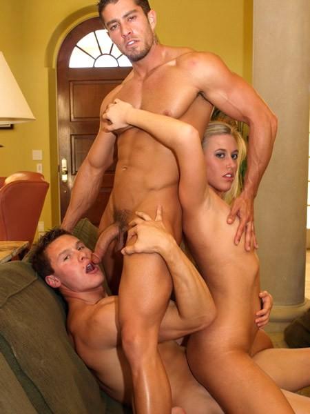 cummings threesome Cody