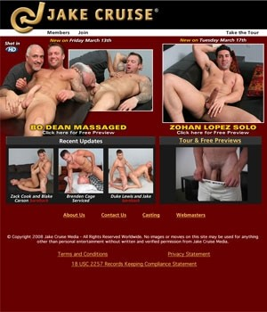 Jake Cruise Gay Porn Site