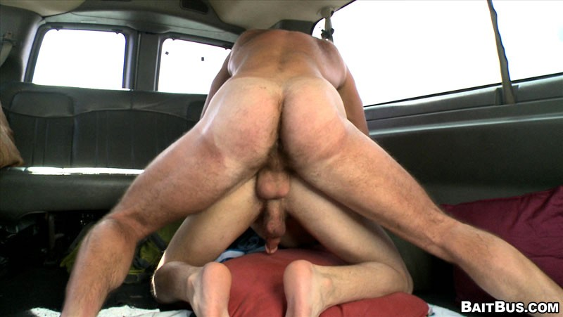 Hot naked blonde blowjob